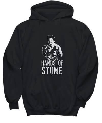 Hands Of Stone Manos De Piedra Boxing Legend Drinking Sweater Hoodie - lkrseller, Shirt / Hoodie ,