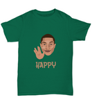 Happy Song The Neptunes Pharrell Hip Hip T-Shirt - lkrseller, Shirt / Hoodie ,