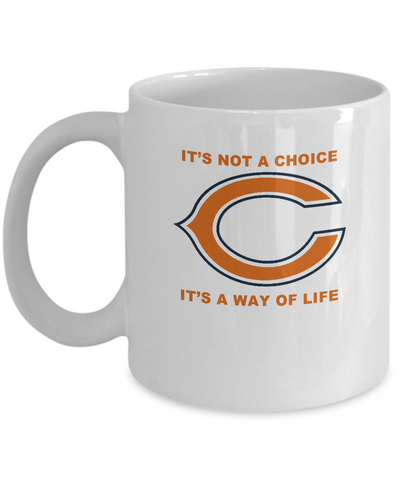 It's Not A Chose It's A Way Of Life - lkrseller, Mugs ,