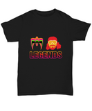 Legends Wrestling Randy Savage And Ultimate Warrior T-Shirt - lkrseller shirts Men's Shirts, t-shirts, hoodies, tank tops, custom