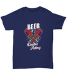 Double Fisting Two Beer Bottles Drinking At Once T-Shirt - lkrseller shirts Shirt / Hoodie, t-shirts, hoodies, tank tops, custom