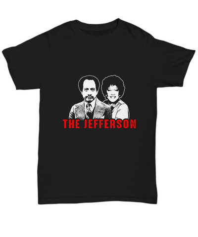 The Jefferson Funny TV Show George T-Shirt - lkrseller, Men's T-Shirts ,