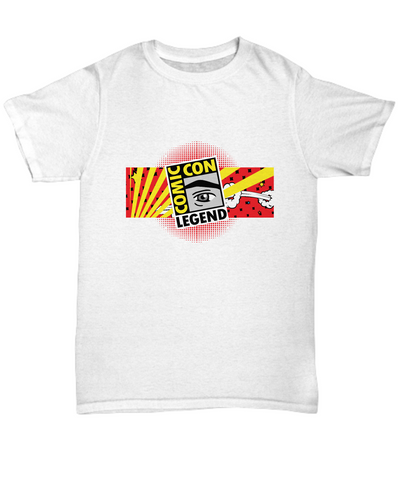 Comic Con Legend Comic Book Lover T-Shirt - lkrseller, Shirt / Hoodie ,
