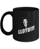 Lloyd!!! Funny TV Show Assistant Coffee Mug - lkrseller, Mugs ,