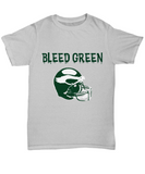 Bleed Green Philly Football Eagles Helmet T-Shirt - lkrseller, Shirt / Hoodie ,