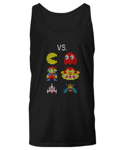 Good Vs Bad Arcade Video Gamer Tank Top - lkrseller, Tank Tops ,