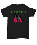 Blood Shoes Fashion Red Bottom Tee Shirt - lkrseller, Shirt / Hoodie ,