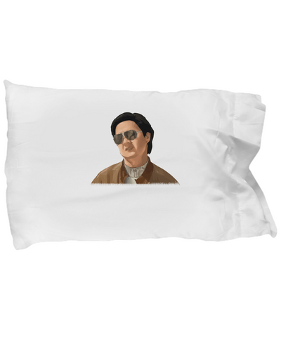 Funny Hangover Chow Shades Asian Character Bedding Pillow Case - lkrseller, Pillow Case ,