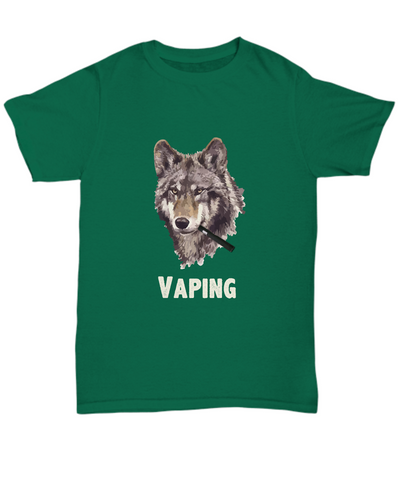 Vaping Smoking Wolf Vape Pen Smoke T-Shirt - lkrseller shirts Shirt / Hoodie, t-shirts, hoodies, tank tops, custom