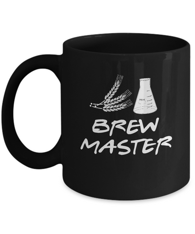 Brew Master Beer Maker Lover Coffee Mug - lkrseller, Mugs ,