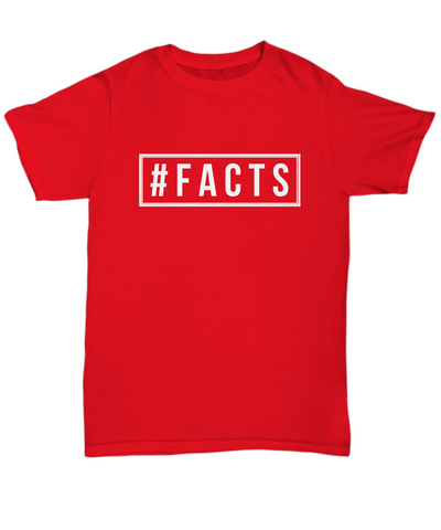 #facts awesome Social Media Slang T-Shirt - lkrseller, Shirt / Hoodie ,