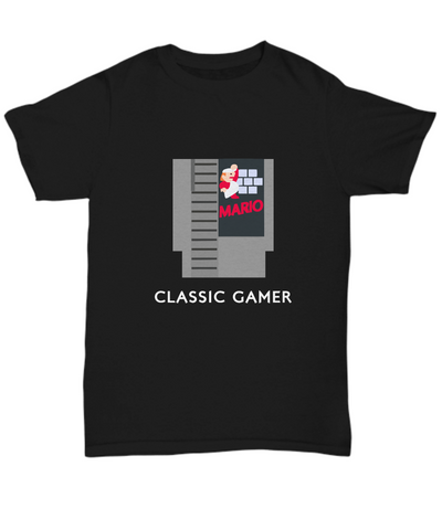 Classic Gamer Throwback Video Games T-Shirt - lkrseller, Shirt / Hoodie ,