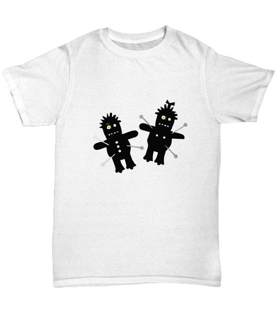 Halloween Dolls Voodoo Dolls Pins T-Shirt - lkrseller, Shirt / Hoodie ,