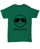 Hangover Funny Party Emoji With Shades T-Shirt - lkrseller shirts Shirt / Hoodie, t-shirts, hoodies, tank tops, custom