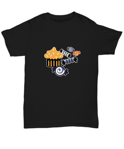 Halloween Candy Cupcakes Scary T-Shirt - lkrseller, Shirt / Hoodie ,
