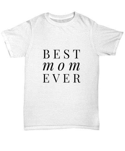 Best Mom Ever Mother's Day Gift T-Shirt - lkrseller, Women's Shirts ,