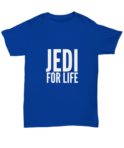 Jedi For Life Sci Fi Movie Classic T-Shirt - lkrseller shirts Shirt / Hoodie, t-shirts, hoodies, tank tops, custom