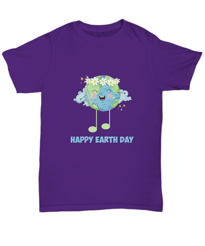 Happy Earth Day Cute And Funny Save Planet T-Shirt - lkrseller, Shirt / Hoodie ,