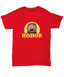 Hodor Character GOT TV series Quote T-Shirt - lkrseller, Shirt / Hoodie ,