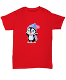 Penguins Cute Cold Hat and Scarf T-Shirt - lkrseller shirts Shirt / Hoodie, t-shirts, hoodies, tank tops, custom