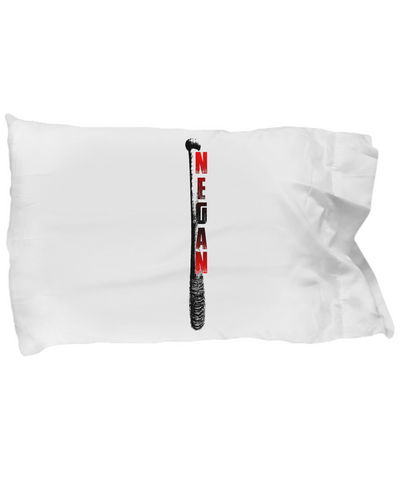 Negan Spike Bat Cool TWD Bedding Pillow Case - lkrseller, Pillow Case ,