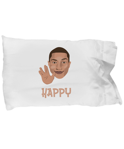 Happy Song The Neptunes Pharrell Sweater Hoodie Bedding Pillow Case - lkrseller shirts Pillow Case, t-shirts, hoodies, tank tops, custom