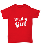 Whiskey Girl Bourbon Lovers and Fans T-Shirt - lkrseller, Shirt / Hoodie ,