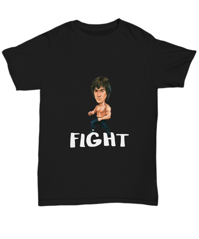 Legend Karata Kung Fu Bruce Lee Fight T-Shirt - lkrseller, Shirt / Hoodie ,