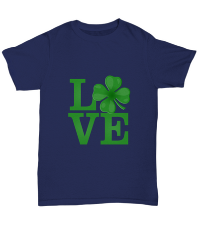 Love Green Glover St. Patrick's Day March T-Shirt - lkrseller, Shirt / Hoodie ,