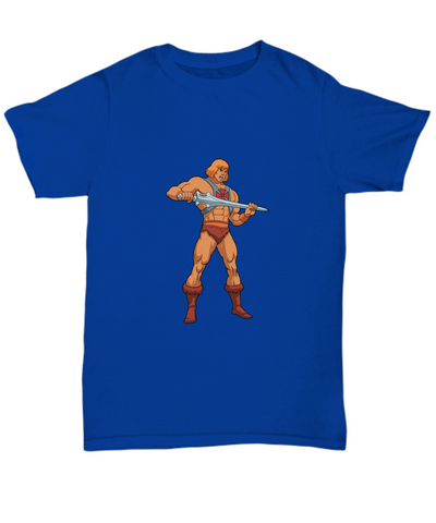 He-Man Action Super Hero Vintage Retro T-Shirt - lkrseller, Shirt / Hoodie ,