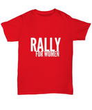 Rally For Women March Stand Tall Females T-Shirt - lkrseller, Shirt / Hoodie ,