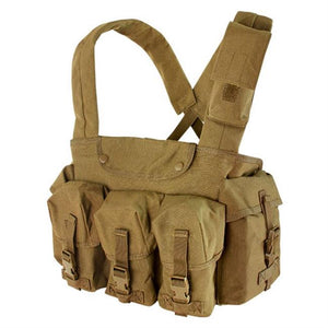 Coyote Pocket Chest Rig
