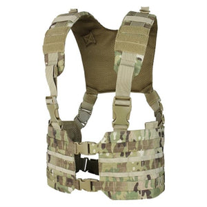 Multi-Cam Ronin Chest Rig