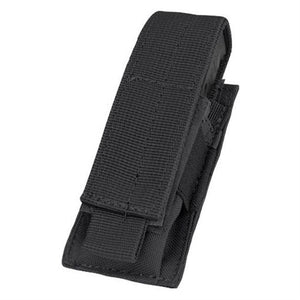 Single Pistol Mag Pouch Black