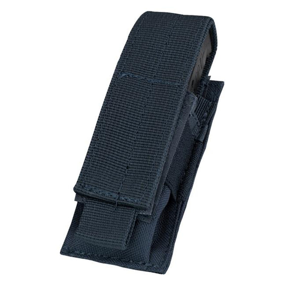 Single Pistol Mag Pouch Navy