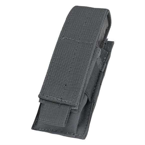 Single Pistol Mag Pouch Grey