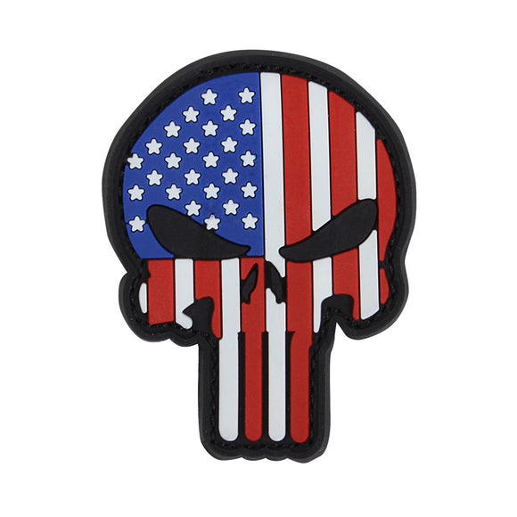 PUNISHER PVC PATCH