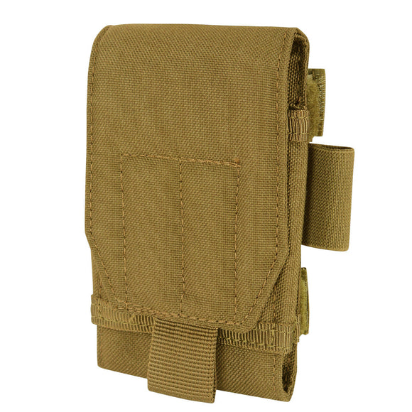 TECH SHEATH PLUS (Phone Pouch) COyote Tan