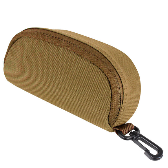 SUNGLASSES CASE Coyote Tan