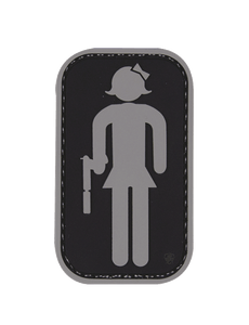 TACTICAL RR GIRL Patch