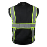 BLACK Surveyor SAFETY VEST