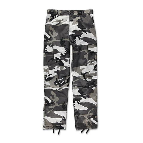 CIty Camo BDU Pants by ROTHCO