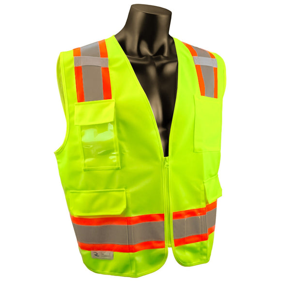 Two Tone Surveyor Class 2 Safety Vest