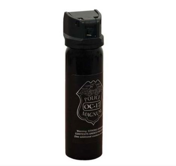 Police Magnum OC-17 Pepper Spray, 4 oz