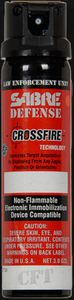 SABRE Defense 0.33% MC 3.0 oz Crossfire Stream (MK-4)