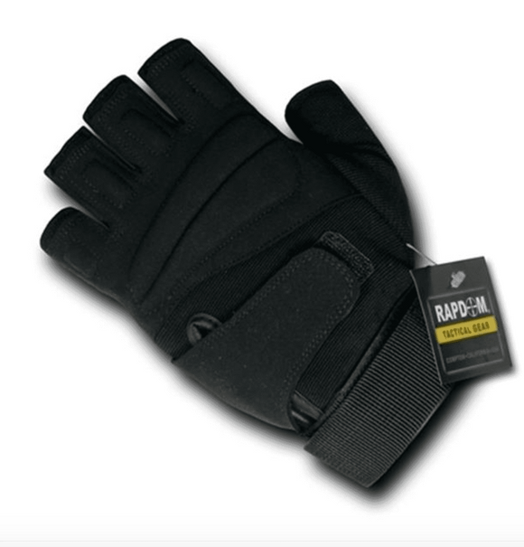 Rapid Dominance Lightweight Half Finger Gloves
