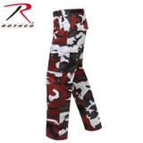 Rothco Red Camo Tactical BDU Pants