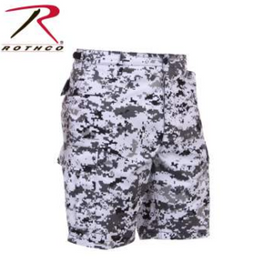 Rothco City Digital Camo BDU Shorts