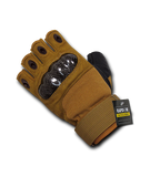 Half Finger Hard Knuckle Glove