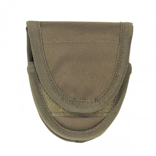 Voodoo Tactical MOLLE Compatible Handcuff Case, Coyote Tan